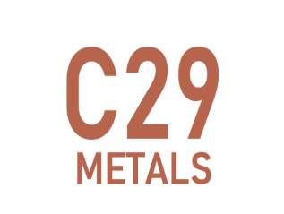 Participated in the Pre-IPO capital raising for C29 Metals Ltd (proposed C29.ASX) to raise $360,000 in a privateplacement